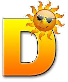 Hal yang akan terjadi pada tubuh bila kekurangan vitamin D
